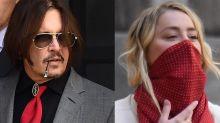 """""""Il mio sangue anche sui muri"""", Amber Heard vs Johnny Depp"""