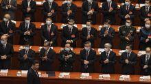 China legislature to deliberate Hong Kong electoral changes