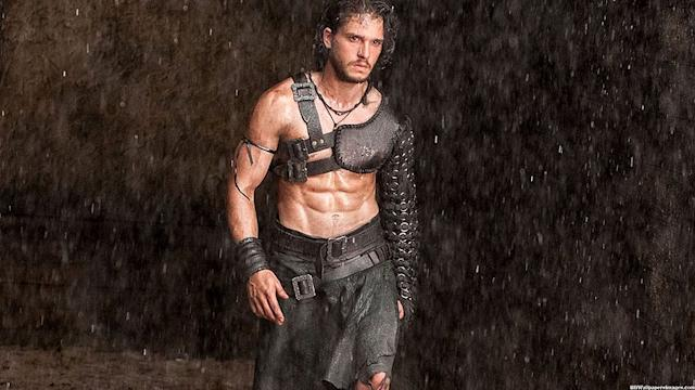 A Shirtless Game of Thrones Star? Sign Us Up
