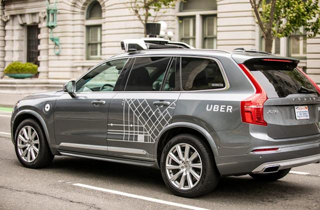 Uber could soon use Waymo's self-driving cars
