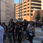 Supporters Of Takiyah Thompson Turn Themselves In To Police For Removing Confederate Statue