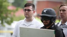 White nationalist charged with first-degree murder in Virginia car killing: media