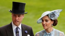 Woman in her 80s seriously injured in crash with Duke and Duchess of Cambridge's convoy