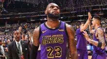 LeBron's monster game passes NBA all-time scorer's record