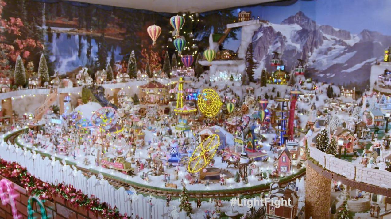 Christmas Light Fight 2020 Premiere The Great Christmas Light Fight' Season 7 Premiere Date Set; ABC