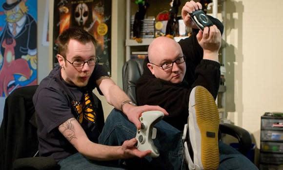 Penny Arcade creators honored by Washington State senate