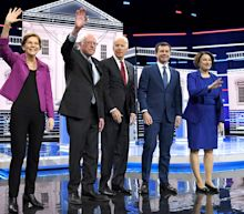 A look back on the billions spent in the Democratic presidential primary race