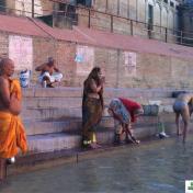 印度受騙記-恆河火葬場旁等死樓奇遇記