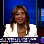 Goldman Sachs Foundation President Asahi Pompey: Why we're actually seeing businesses starting amid a pandemic