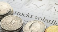 Rebounding Stocks Remain Volatile