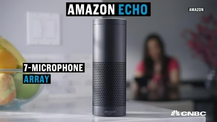 google home vs amazon echo the smart speaker battle video. Black Bedroom Furniture Sets. Home Design Ideas