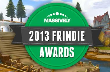 Massively's Third Annual Frindie Awards