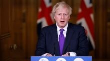 Johnson says some months until all vulnerable get COVID jabs
