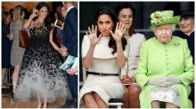Meghan Markle told to dress 'less like a Hollywood star'