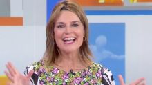 Savannah Guthrie Leaves 'Today' Early For More Eye Surgery
