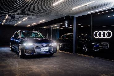 台灣奧迪持續拓展經銷通路打造首座都市概念展間、Audi大安展示中心啟動試營運!