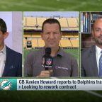 Garafolo: Xavien Howard reporting to Dolphins camp, still awaiting new deal
