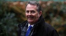 UK nominates Liam Fox to lead World Trade Organization