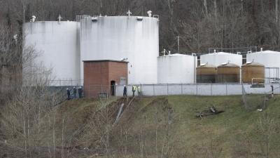 Co. Behind W.Va. Spill Files for Bankruptcy