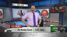 Cramer explains how Micron and Macy's stocks sparked a ra...
