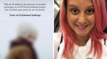 El #AlzheimerChallenge arrasa en Instagram por una genial causa