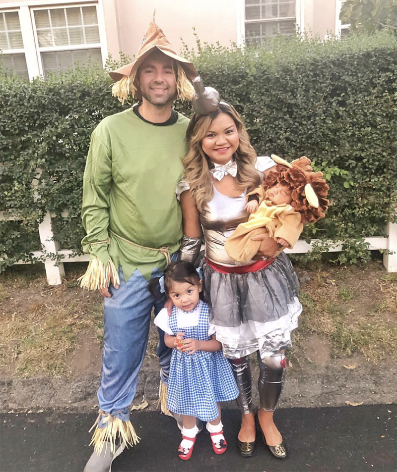The Best Diy Wizard Of Oz Costume Ideas For Your Entire Family