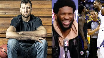 Bogut: Trash-talking and animosity in the playoffs