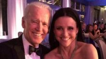 Joe Biden Was 'One of the First People' to Call Julia Louis-Dreyfus After Her Cancer Diagnosis