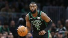 Celtics' Jaylen Brown says he's skeptical NBA owners will follow through on pledges