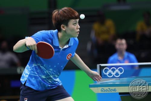 杜凱琹不僅打入女雙決賽,女單亦取得四強一席。資料圖片