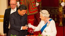 When President XI visited London