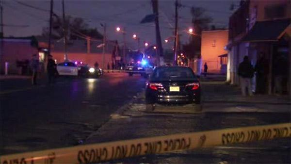 Suspect, bystander wounded in police-involved shooting