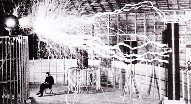 Tesla Motors' Elon Musk will help fund a Nikola Tesla museum