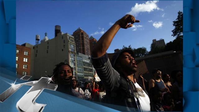 TV News Pop: Demonstrations Across the Country Commemorate Trayvon Martin