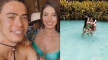 """Whindersson Nunes assume namoro com Maria Lina: """"Tudo que eu sempre quis"""""""