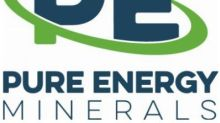 Schlumberger New Energy and Panasonic Energy of North America Announce Strategic Collaboration on New Battery-Grade Lithium Production Process