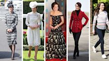Every outfit the Duchess of Cambridge has worn to work in 2017