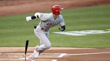 MLB/來了!打者大谷發威 新賽季首打席就敲首安
