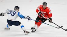 Energized by gold medal with Canada, Coyotes' Michael Bunting looks ahead to next season