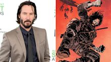 He wasn't lying: Keanu Reeves is bringing his BRZRKR character to the screen