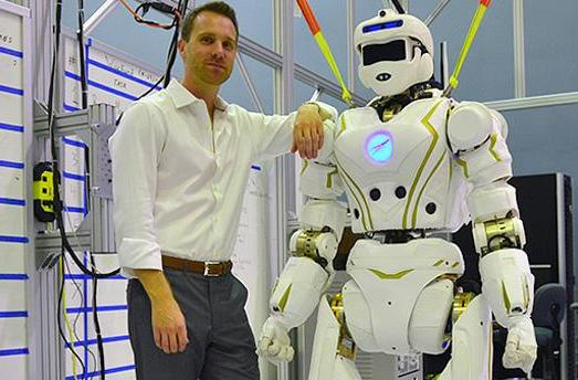 NASA's humanoid Valkyrie robot could lead the way to Mars (video)