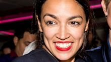 Alexandria Ocasio-Cortez's Red Lipstick Is Sold Out At Sephora