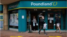 Poundland says 10% of its products are not a pound