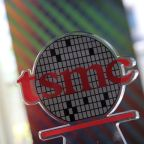 TSMC shares slide as revenue estimate cut; other Apple, chip stocks also fall
