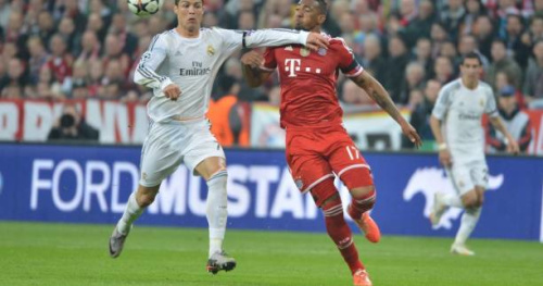 Foot - ALL - Bayern - Bayern : Jérôme Boateng forfait contre Leverkusen mais apte face au Real en C1