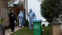 Murder probe after woman killed by stab wounds in Twickenham while husband and two sons found dead