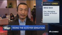 Lime co-founder weighs in on e-scooter sensation and future of the sharing economy