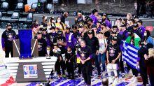 Senate passes resolutions congratulating Lakers, Dodgers on winning respective titles