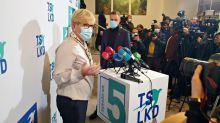 Conservative Simonyte wins Lithuanian parliament's approval to form government