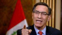 Presidente do Peru troca a maioria do gabinete, incluindo o ministro da Saúde